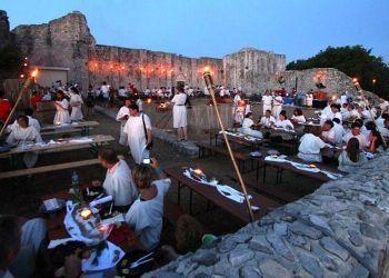 Antičke večeri u Omišlju1