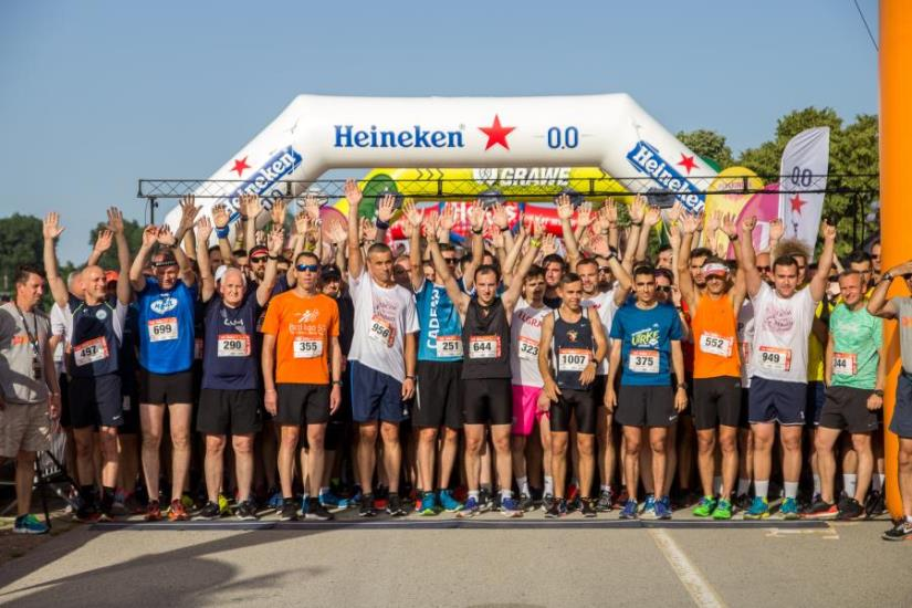 Utrka sunset run Osijek1