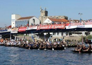 Maraton lađa na Neretvi1