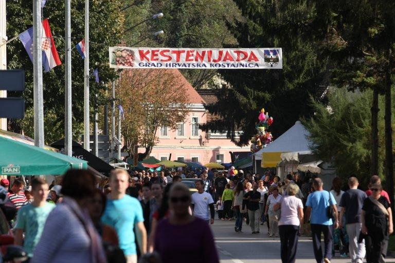 Kestenijada u Hrvatskoj Kostajnici1