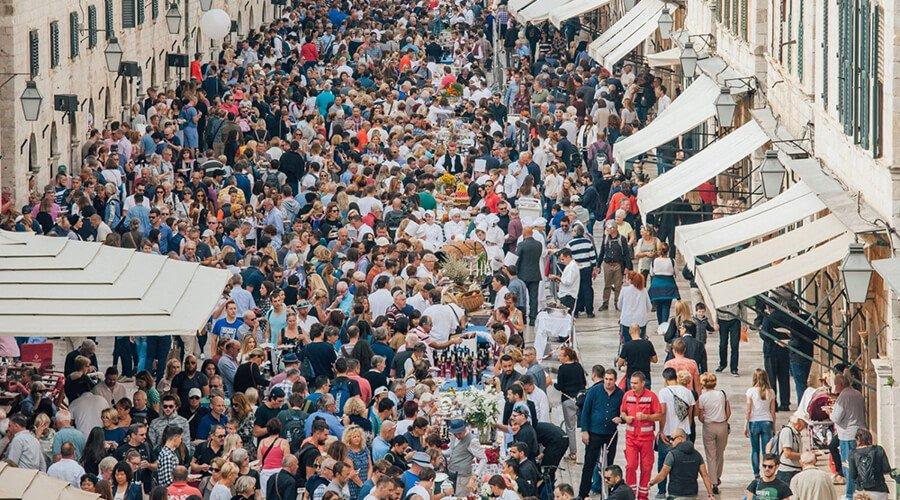 Good food festival u Dubrovniku1