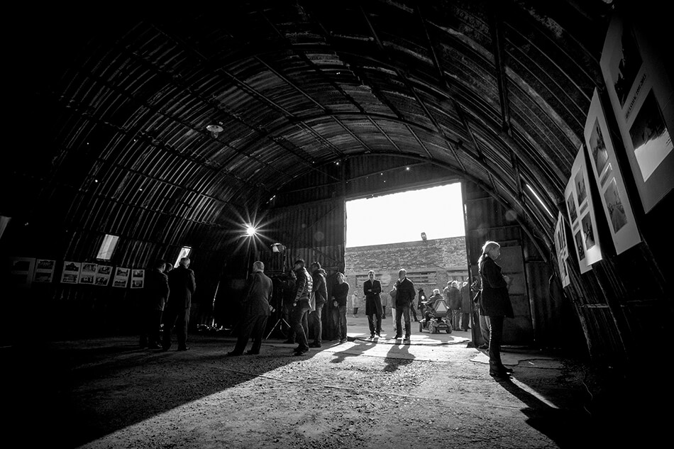 Velepromet Hangar; Miroslav Slafhauzer