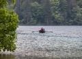 Najam Drvenih čamaca Na Jezeru Kozjak03